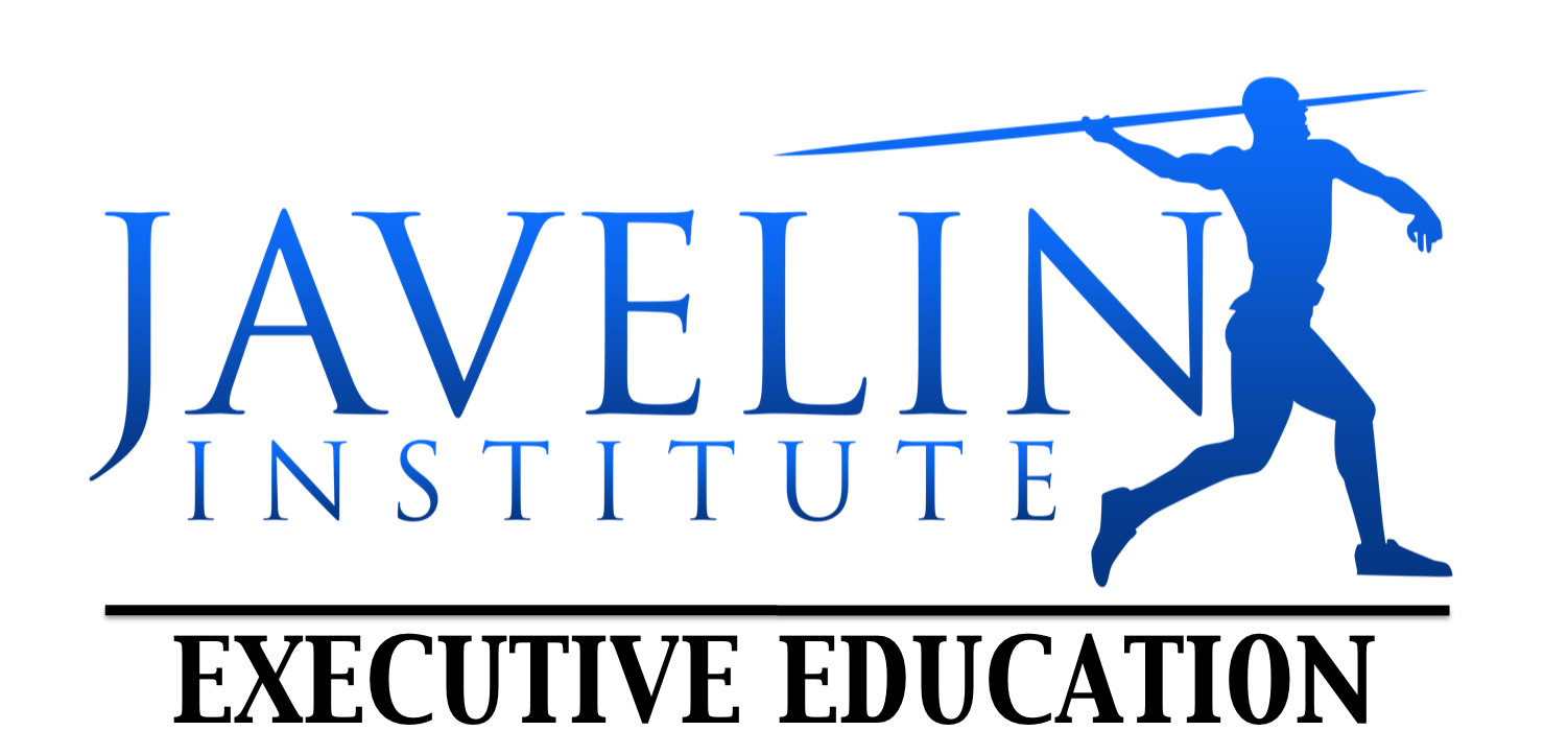 Javelin Institute Executive Education