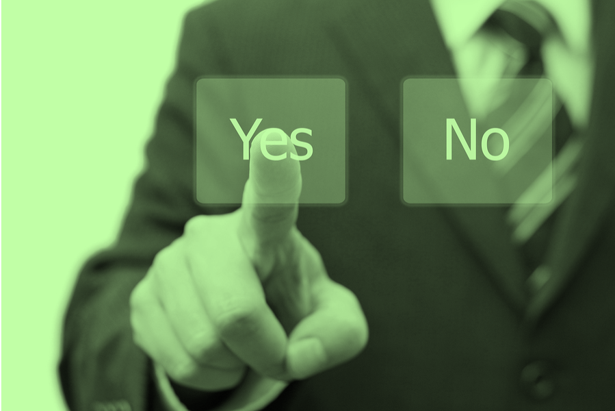 How to Embrace the Power of Yes