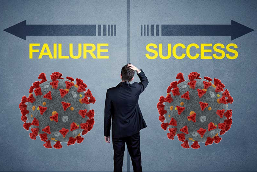 COVID-19 Leadership: Are You a Success or Failure? 3 Action Areas